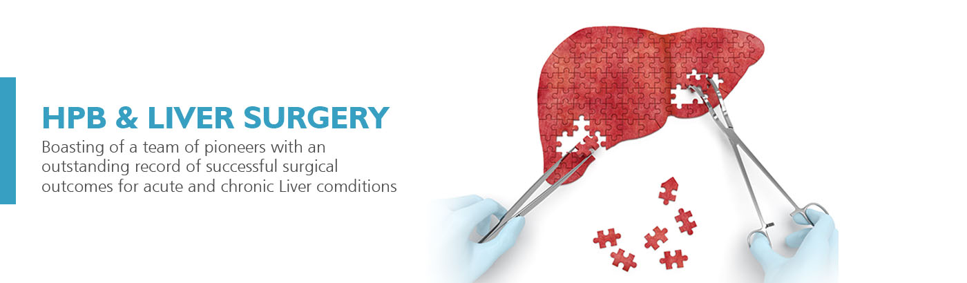 HPB & Liver Surgery hospital in india