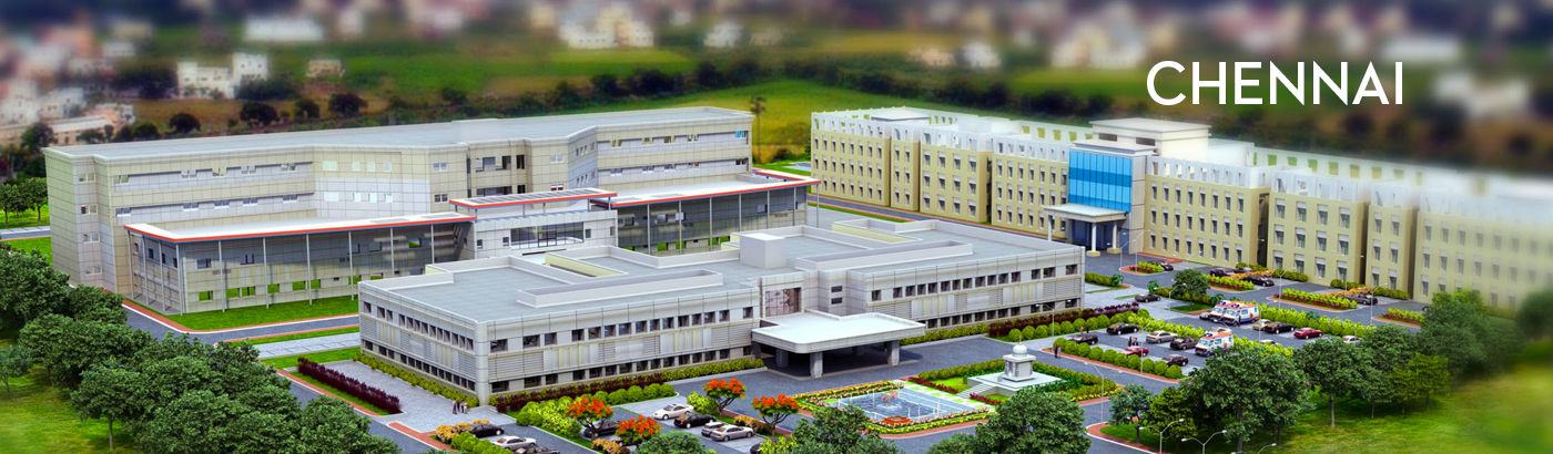 Global Health City Perumbakkam Chennai