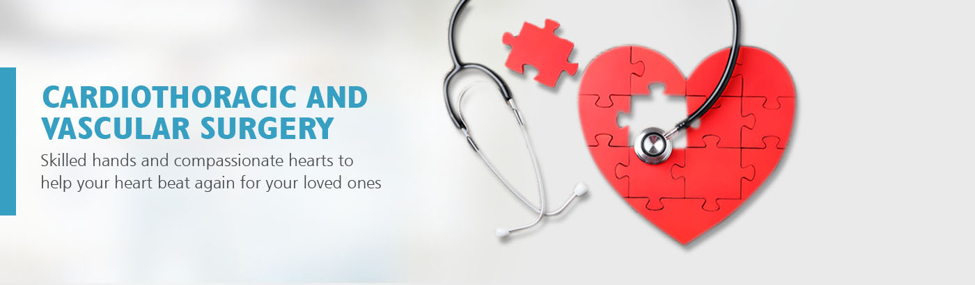 Best Cardiothoracic & Vascular doctors in India