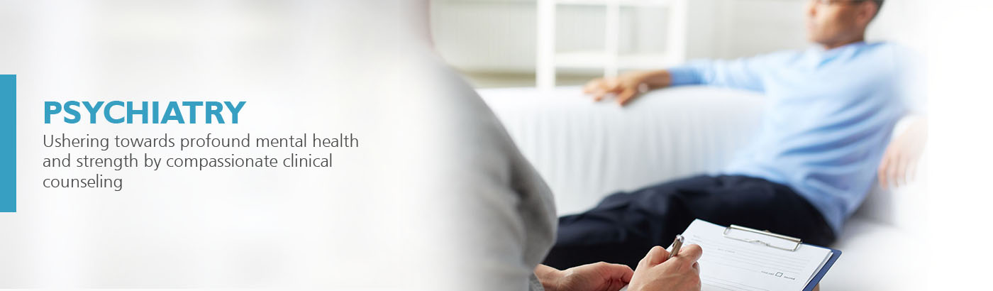 best Psychiatry hospitals in india