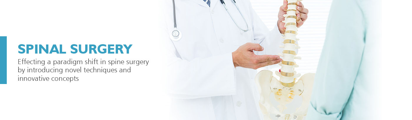 best Spine Surgery hospitals in india
